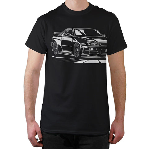 R34 Outline Shirt