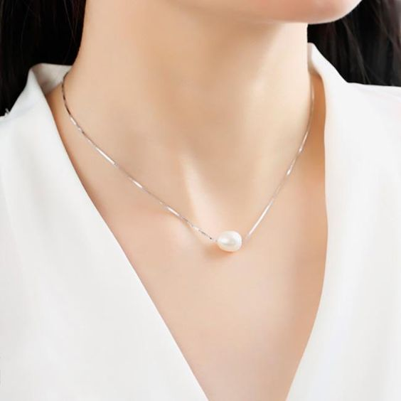How to Pair a Necklace with Necklines