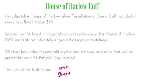 your bijoux box jewelry subscription box house of harlow march