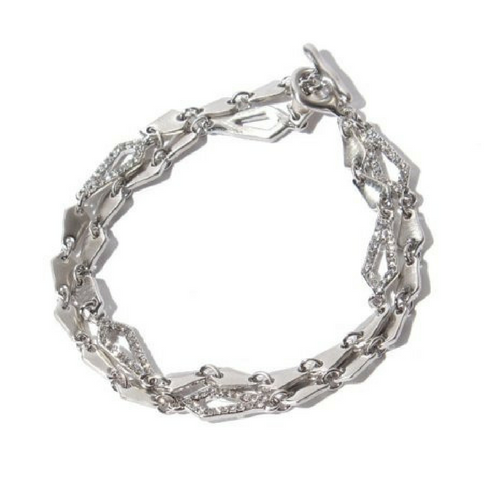 Radiant Reflections Bracelet by Karen Kane