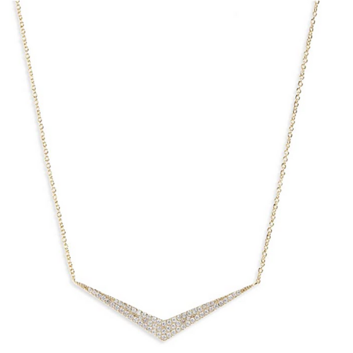 Pave Crystal Pendant by Jules Smith