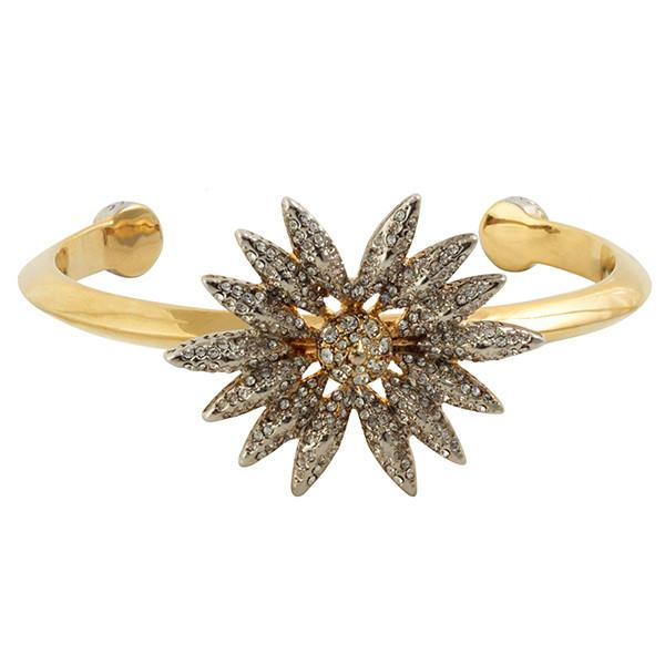 Kaleidoscope Cuff Bracelet by House of Harlow