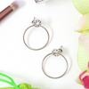 Fiona 2-in-1 Jacket Earrings