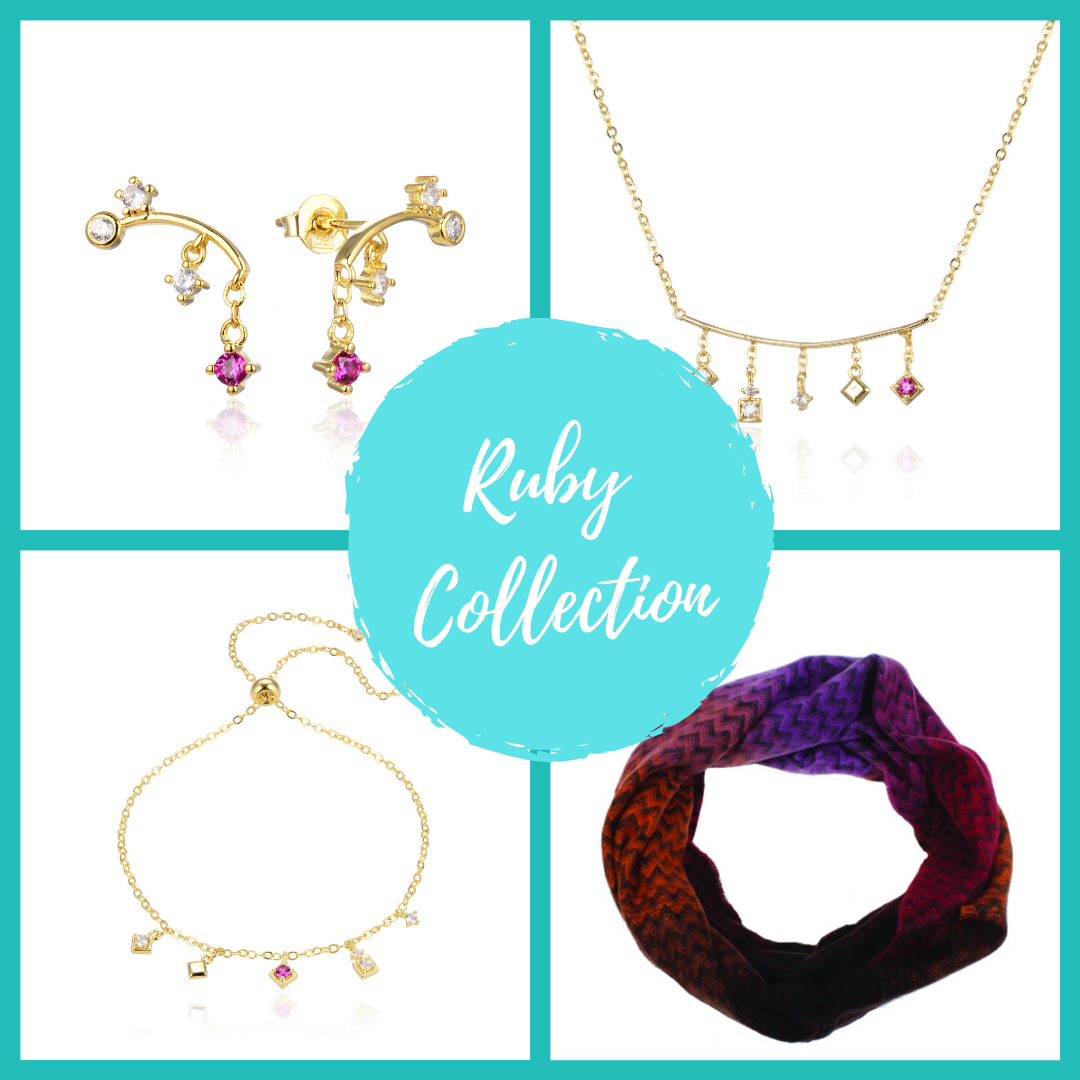 September Rubies Collection