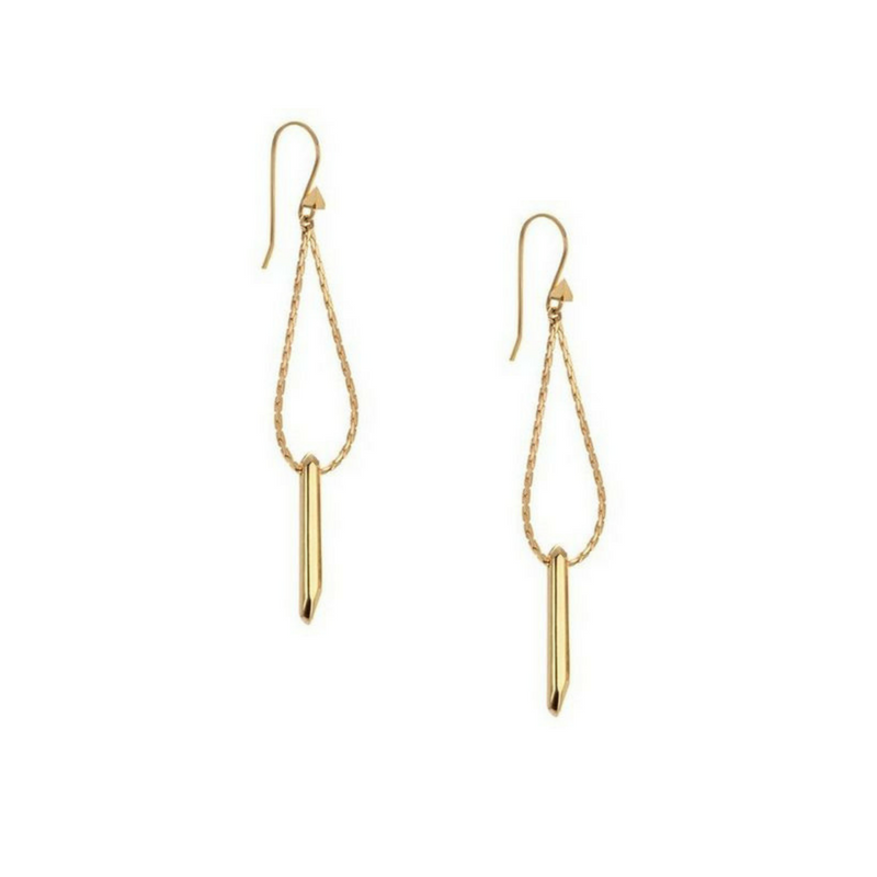 Paloma Earrings - Gold or Silver