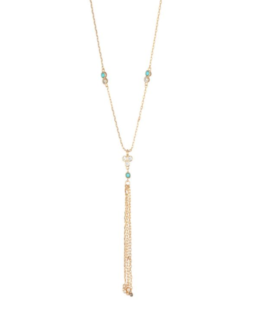 Tassel Necklace by Jules Smith
