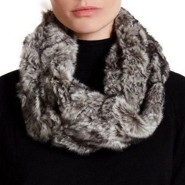Soft as a Bunny Scarf by David & Young
