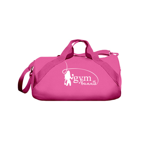 Gym Bunnie™ Pink Gym Bag