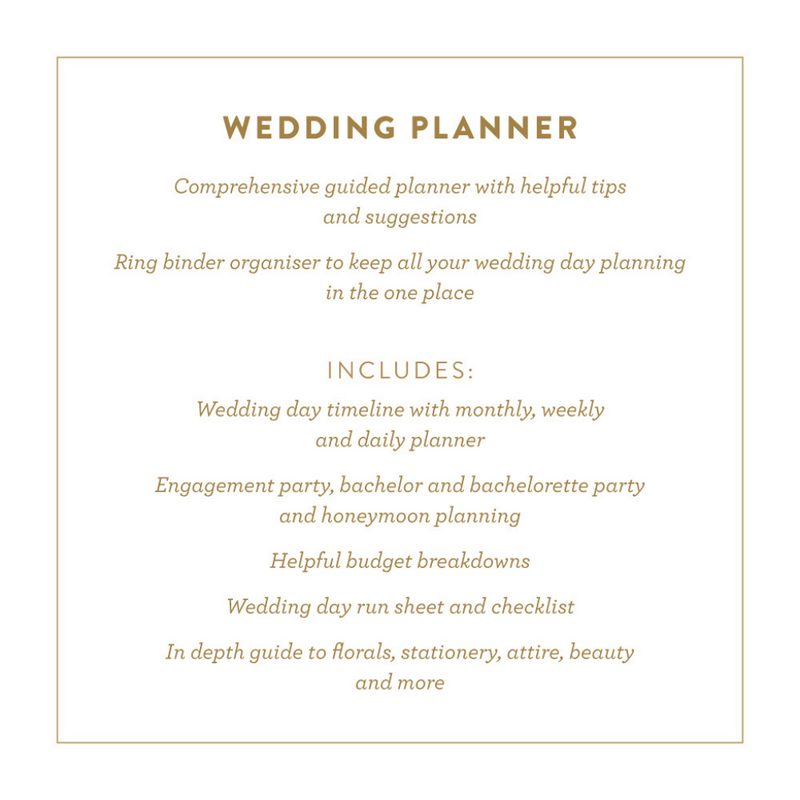 You + Me Wedding Planner