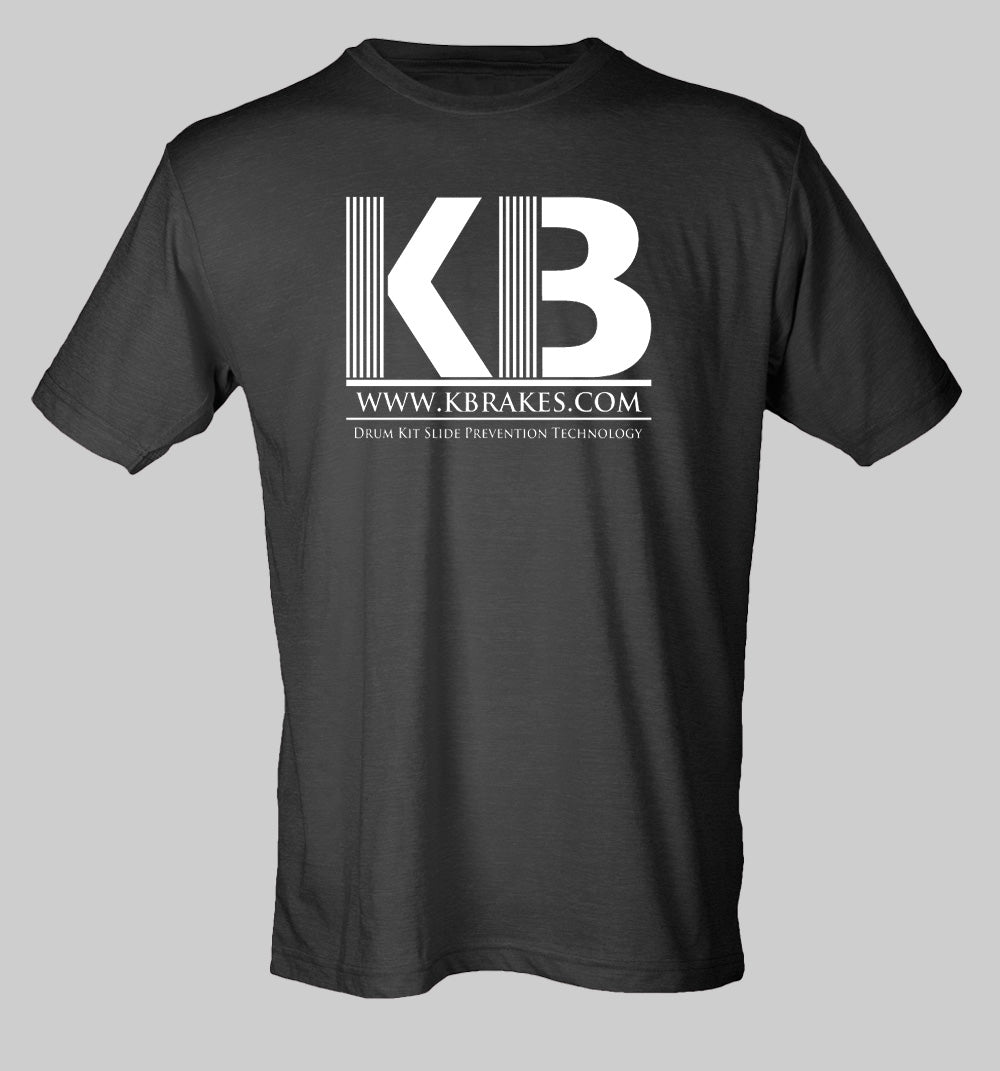KBrakes Official Tee Shirt (Black)