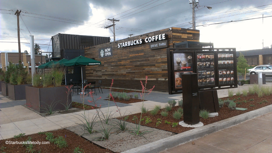 Starbucks Is Getting In On The Tiny House Trend