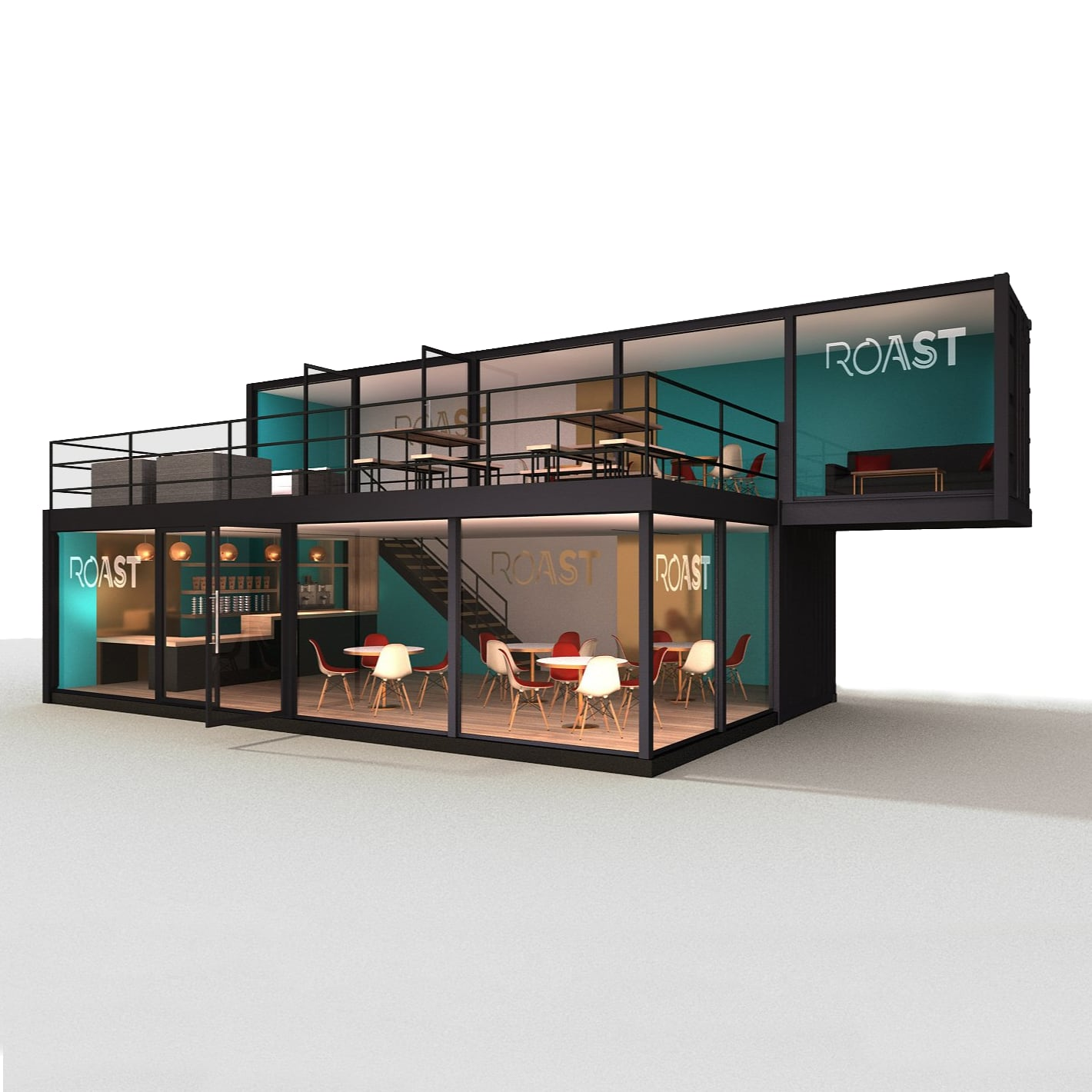 Shipping Container Cafe 10 X 10 From 9 950 Plus Gst Barista Technology Australia