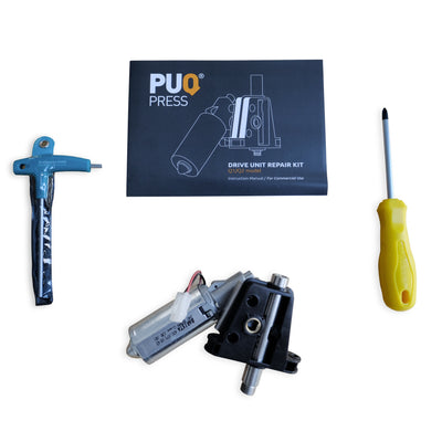 Puqpress DIY Drive Unit Repair Kit