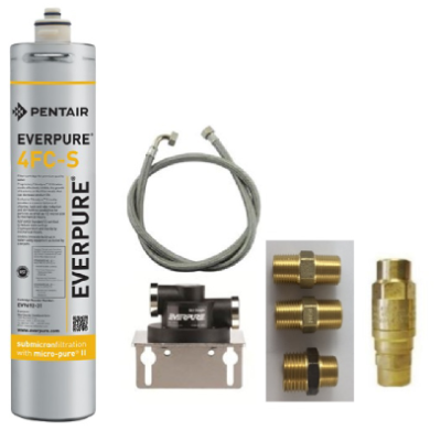Everpure Water Filter Start Up Kit - 4FC S