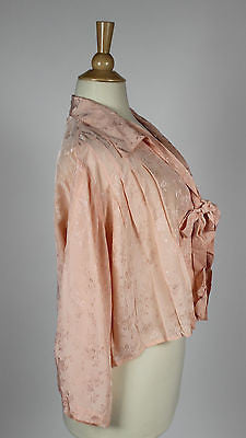 Vintage Lingerie Women's Pink Night Shirt Size Large