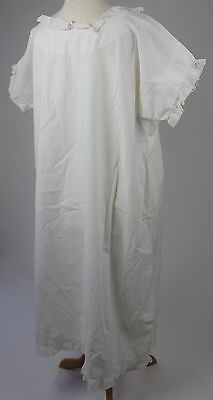 Antique White Cotton Chemise