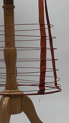 Antique Women's Red Cage Crinoline for a Bustle Dress 1870-1880's