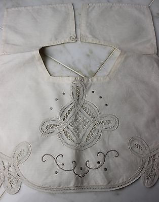 Antique Cotton Collar