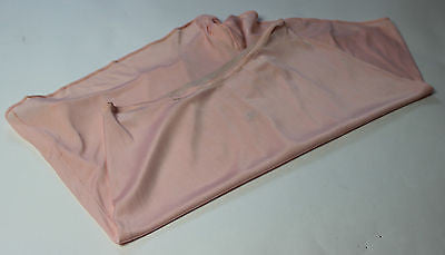 Vintage Women's Pink Underwear by Royal Family Size 7