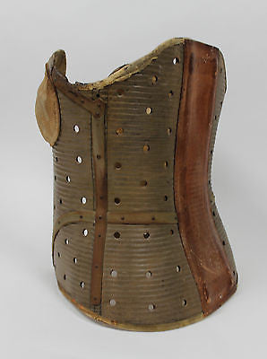 Antique Women's Metal Medical Corset