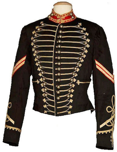 First Troop Philadelphia City Cavalry Coat c. 1889