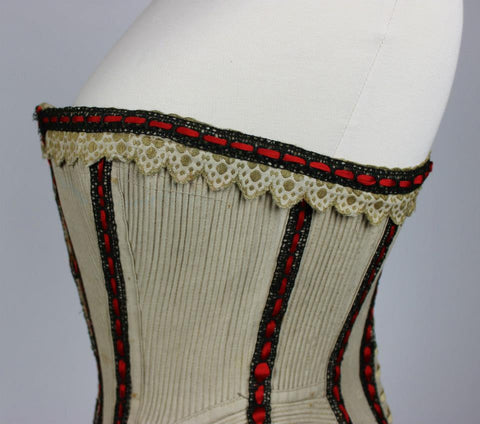 Corset From the Mid 19th Century
