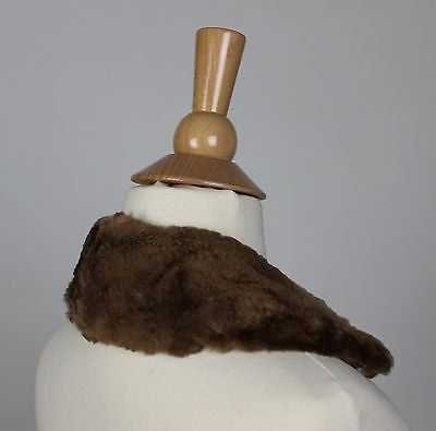 Lovely Vintage Women's Fur Collar