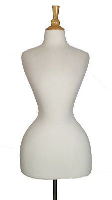 Female Dress Form Adjustable, Pinnable & Light Weight