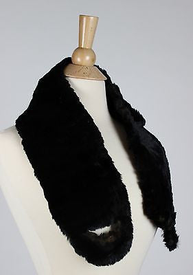 Vintage Women's Fur Wrap, Shawl, Collar, Stole, Cape