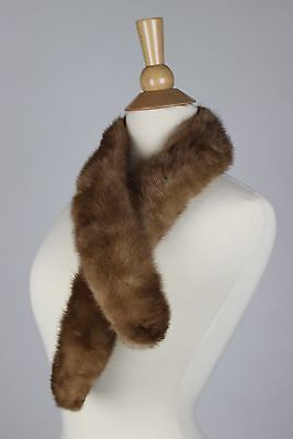 Vintage Women's Fur Wrap, Shawl, Collar, Stole, Cape in Excellent Condition