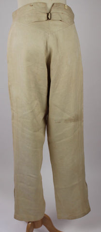 US Military Man's Sherrivallies Style Pants, American 1850-1860