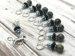 Running Horse Knitting Stitch Marker Set