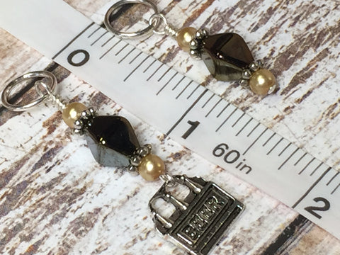 Beer Stitch Marker Set , Stitch Markers - Jill's Beaded Knit Bits, Jill's Beaded Knit Bits  - 8