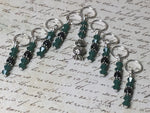 Candy Beaded Stitch Marker Set- Food Markers , Stitch Markers - Jill's Beaded Knit Bits, Jill's Beaded Knit Bits  - 2