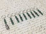 Candy Beaded Stitch Marker Set- Food Markers , Stitch Markers - Jill's Beaded Knit Bits, Jill's Beaded Knit Bits  - 3