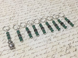 Candy Beaded Stitch Marker Set- Food Markers , Stitch Markers - Jill's Beaded Knit Bits, Jill's Beaded Knit Bits  - 5