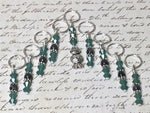 Candy Beaded Stitch Marker Set- Food Markers , Stitch Markers - Jill's Beaded Knit Bits, Jill's Beaded Knit Bits  - 1