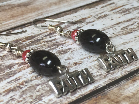 Faith Dangle Earrings