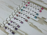 Increase & Decrease Stitch Marker Set , Stitch Markers - Jill's Beaded Knit Bits, Jill's Beaded Knit Bits  - 3