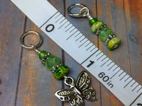 Butterfly Stitch Marker Set