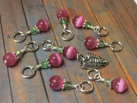 Running Shoe Stitch Marker Set , Stitch Markers - Jill's Beaded Knit Bits, Jill's Beaded Knit Bits  - 9