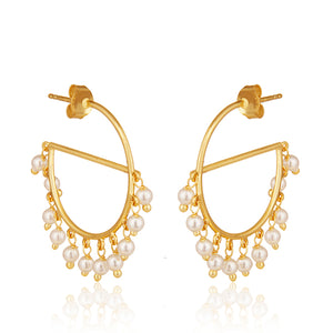 Halia Earrings - Lazurah