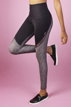 Sublimated Detox High Up Legging