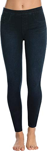 SPANX Women's Jean-ish Ankle Leggings at Amazon Women's Clothing store (Shop From Amazon)