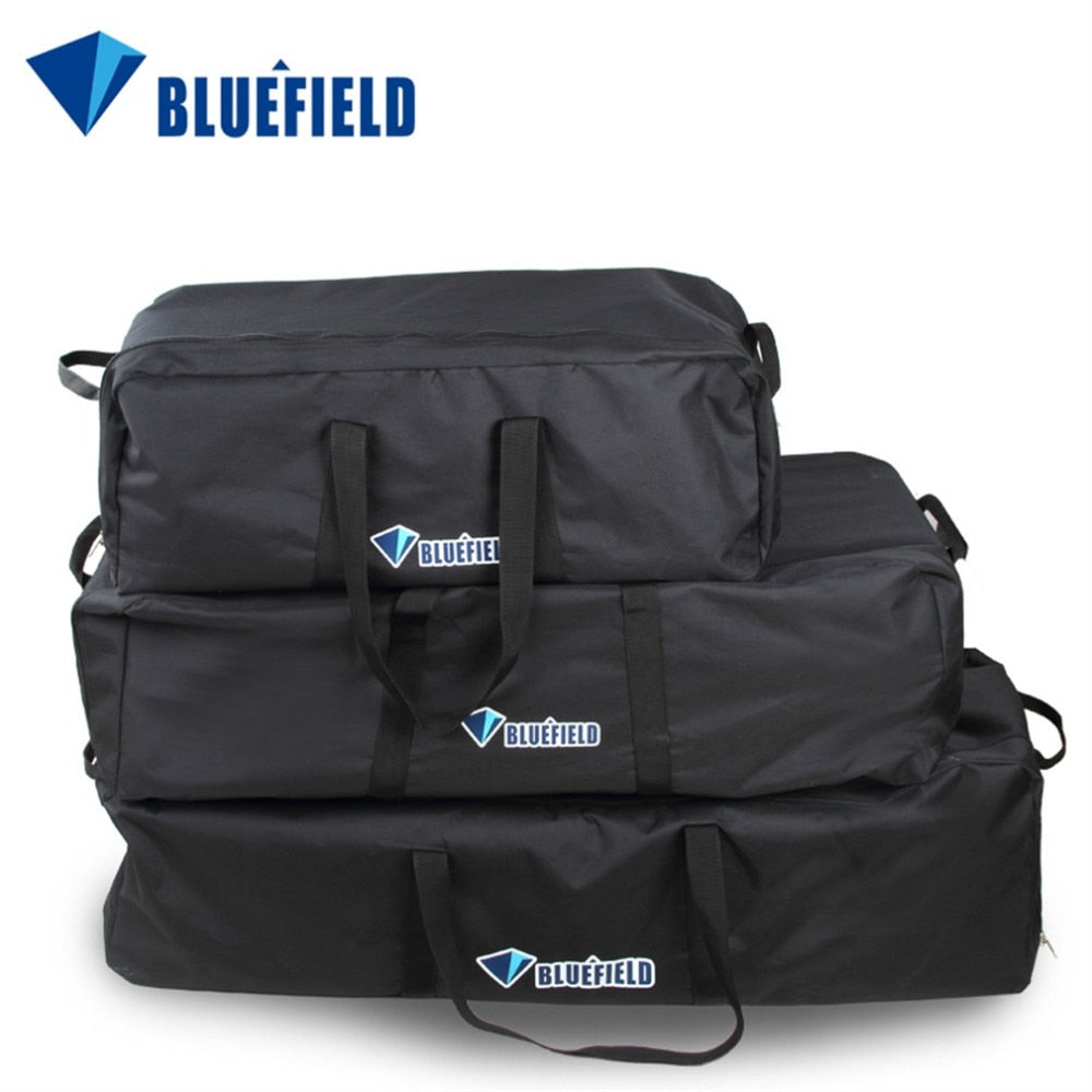 Bluefield Outdoor Camping Backpack,  Water Resistant: Ideal for Cycling, Hiking, Travel
