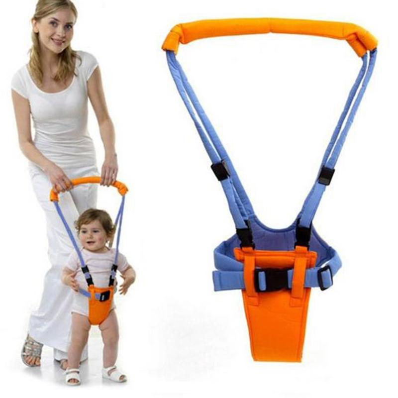 Baby WalkingAssistanbt Adjustable Leash Strap Learning to Walk Assistant w/Child Safety Harness