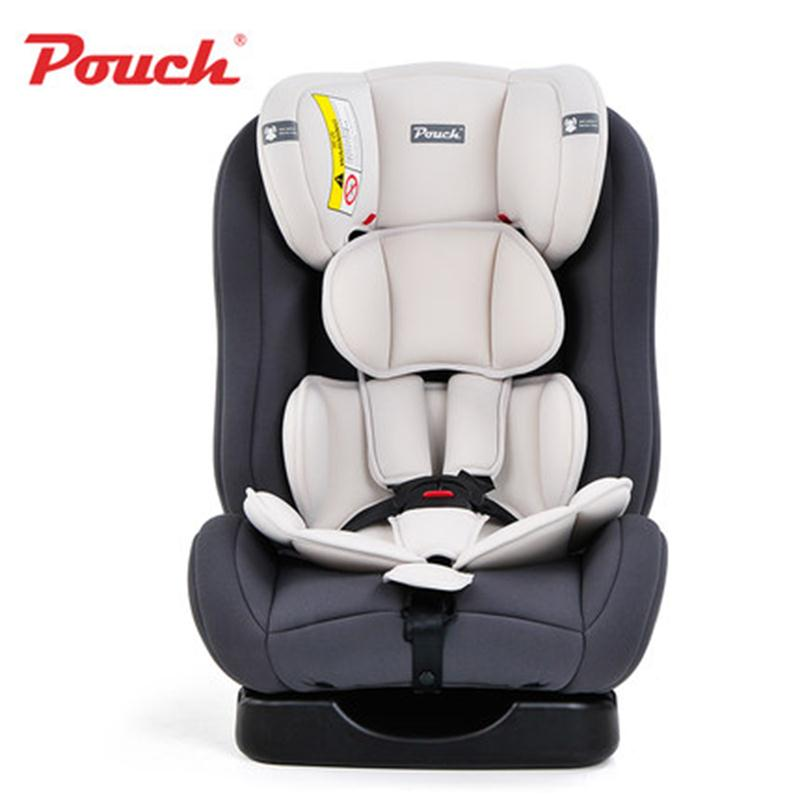 Adorable Baby Pouch New Generation Q18-1 Adjustable  Child Car Safety Seats for 9 months -12 Years