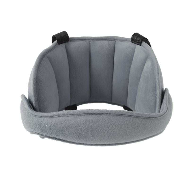 Gray Color Baby  Car Seat and Stroller Head Safety Support