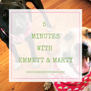 5 Minutes with Emmett & Marty