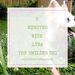 5 Minutes with Lyra the Smiling Chi